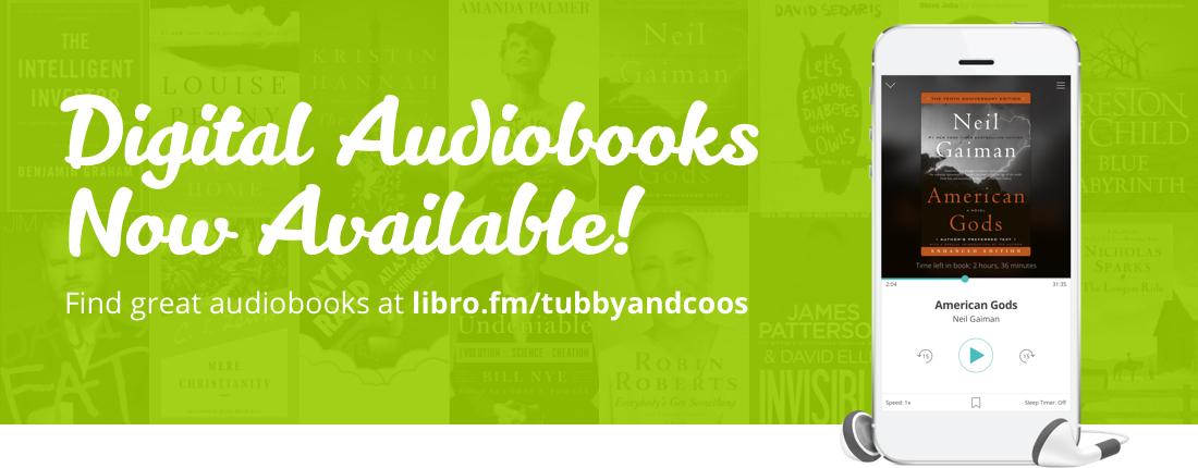 Audiobook-Banner