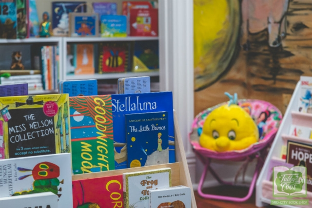 Tubby & Coo's Children's Book Room
