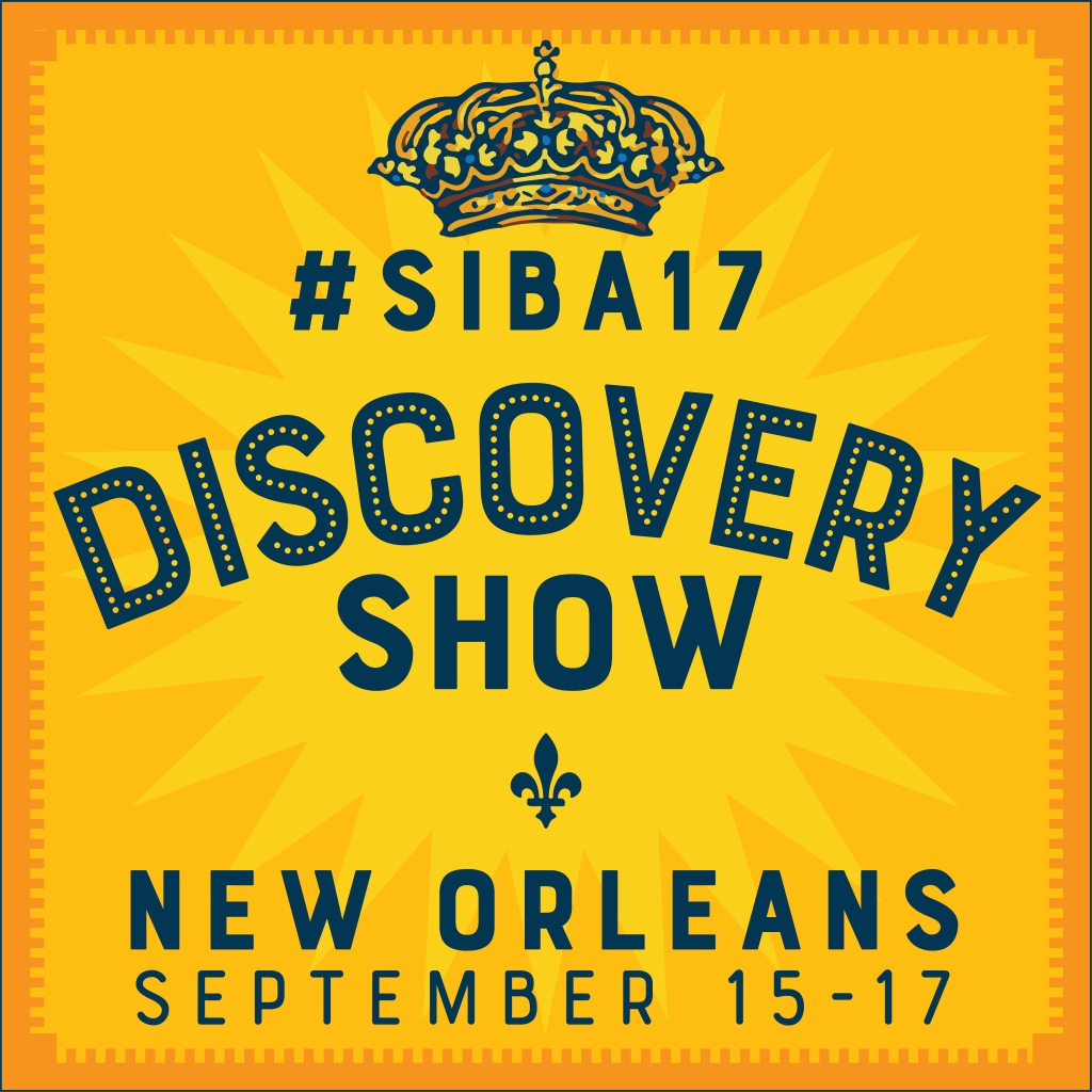 Southern Independent Booksellers Association Discovery Trade Show @ The Sheraton New Orleans | New Orleans | Louisiana | United States