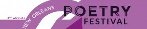 New Orleans Poetry Festival @ New Orleans Healing Center | New Orleans | Louisiana | United States