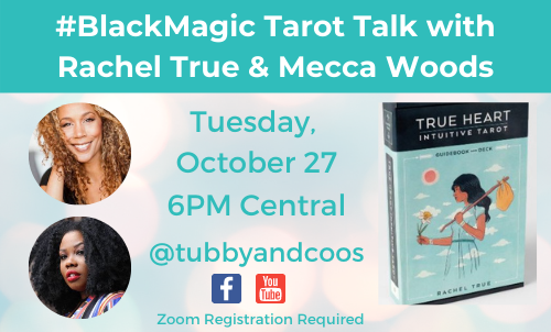 #BlackMagic Tarot Talk & Q&A