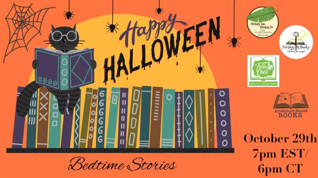 Spooky Season Bedtime Stories