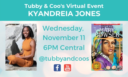 Choose Your Own Adventure with Kyandreia Jones