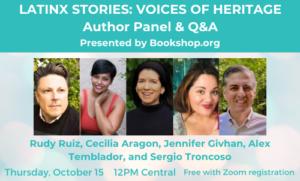 Latinx Stories: Voices of Heritage