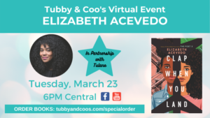 An Evening With Elizabeth Acevedo