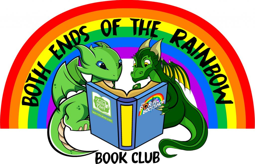Both Ends of the Rainbow Book Club: Author Chat With Stina Leicht