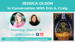 Jessica S. Olson In Conversation With Erin A. Craig