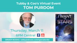 Tom Purdom & I Want the Stars