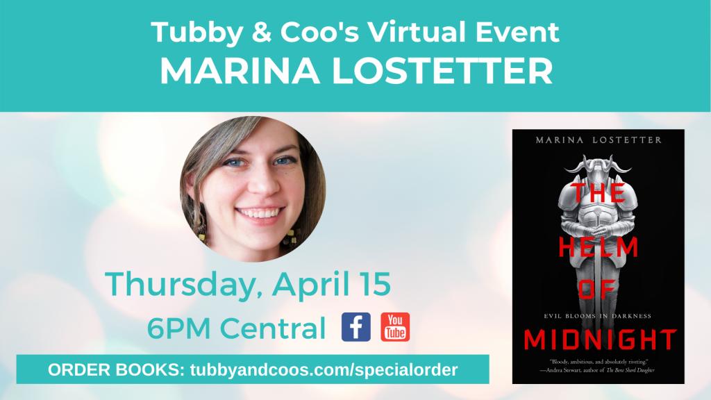 Marina Lostetter & The Helm of Midnight