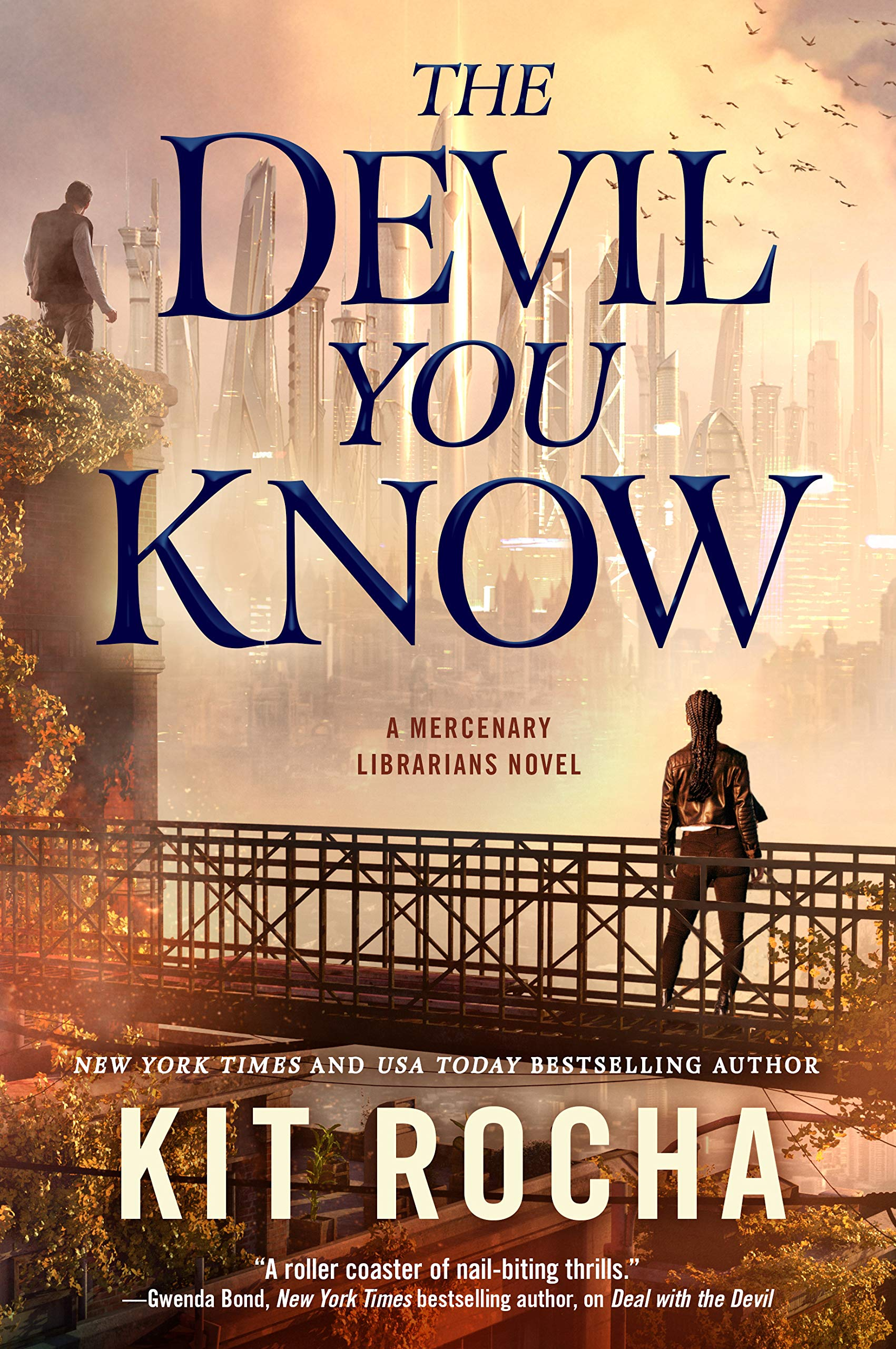 The Devil You Know by Kit Rocha – Tubby & Coo's Mid-City Book Shop