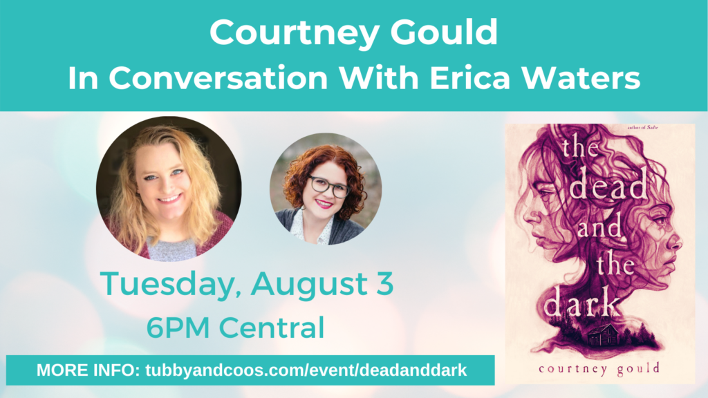 Courtney Gould In Conversation With Erica Waters