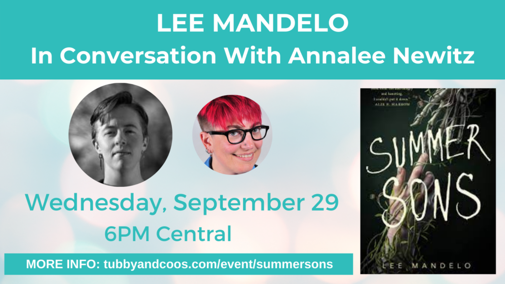 Lee Mandelo In Conversation With Annalee Newitz