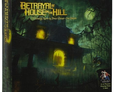 Betrayal at House on Hill